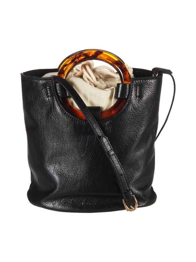 Maria Bucket Bag -nahkalaukku