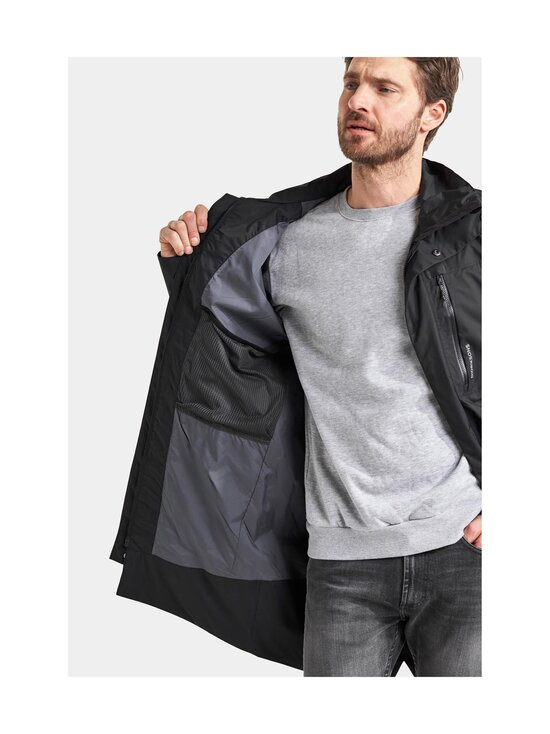 Didriksons - Arnold-parka - 060 BLACK | Stockmann - photo 8
