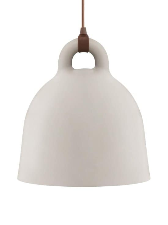 Normann Copenhagen - Bell-valaisin, L - BEIGE (SAND) | Stockmann - photo 1