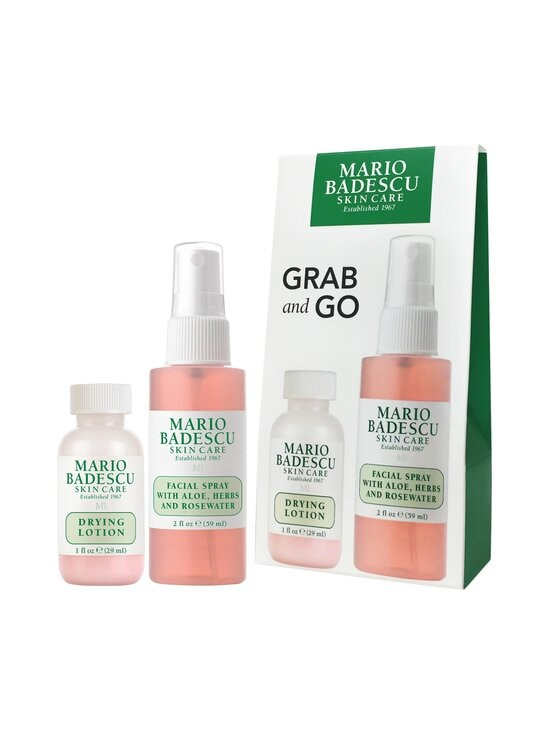 Mario Badescu - Grab & Go Set -ihonhoitopakkaus - NOCOL | Stockmann - photo 1