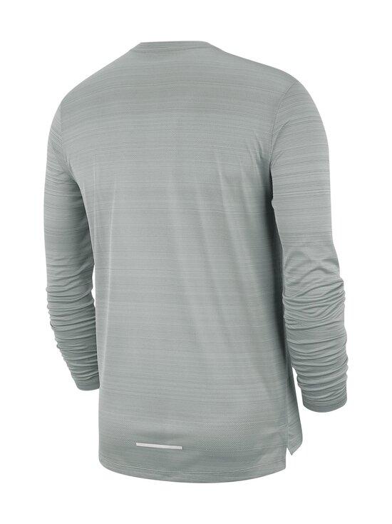 Nike - Miler Dri-FIT -juoksupaita - 084 SMOKE GREY/HTR/REFLECTIVE SILV | Stockmann - photo 2