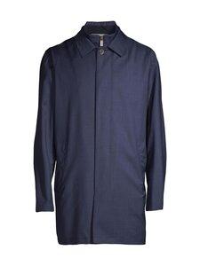 Canali - Impeccabile Raincoat -takki - 302 BLUE   Stockmann