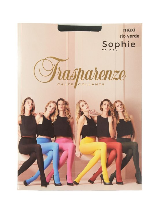Trasparenze - Sophie 70 den -sukkahousut - RIO VERDE | Stockmann - photo 1