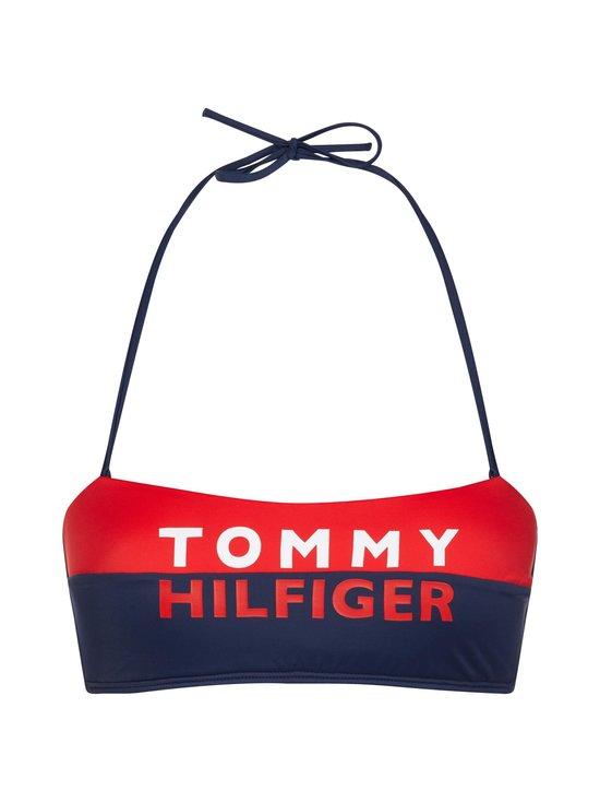 Tommy Hilfiger - Colour-Blocked Bandeau -bikiniyläosa - XL7 RED GLARE | Stockmann - photo 1