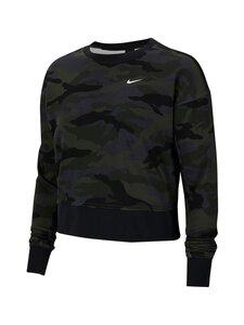 Nike - Dri-FIT Get Fit Crew -collegepaita - 082 THUNDER GREY/WHITE | Stockmann