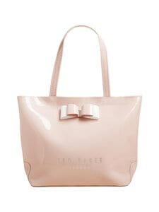 Ted Baker London - Haricon Bow Small Icon Bag -laukku - 51 DUSKY PINK | Stockmann