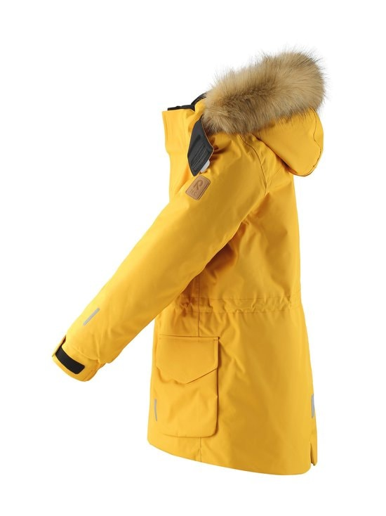 Reima - Reimatec Naapuri -parka - 2420 WARM YELLOW | Stockmann - photo 2