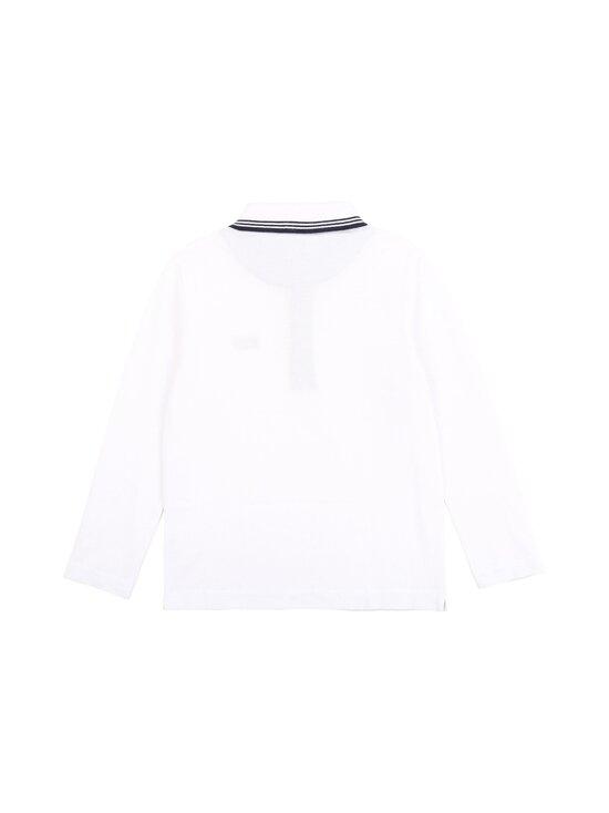 Hugo Boss Kidswear - LONG SLEEVE POLO -pikeepaita - 10B WHITE | Stockmann - photo 2