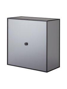 By Lassen - Frame 42 -laatikko + ovi - DARK GREY (TUMMANHARMAA) | Stockmann