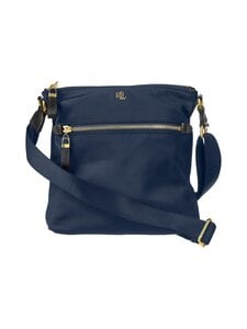 Lauren Ralph Lauren - Jetty Crossbody Medium -laukku - 37OH LAUREN NAV | Stockmann