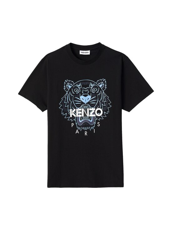 Kenzo - Tiger Classic T-Shirt -paita - 99 - SINGLE JERSEY CLASSIC TIGER - BLACK | Stockmann - photo 1