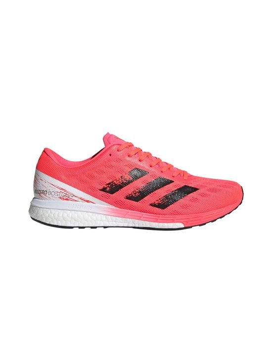 adidas Performance - M Adizero Boston 9 -juoksukengät - SIGNAL PINK/CORE BLACK/COPPER METALLIC | Stockmann - photo 3