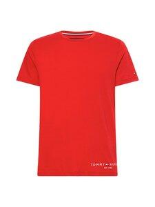 Tommy Hilfiger - Hilfiger Logo Tee -paita - XJD DARING SCARLET   Stockmann