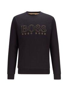 BOSS - Salbo Iconic -collegepaita - 001 BLACK | Stockmann