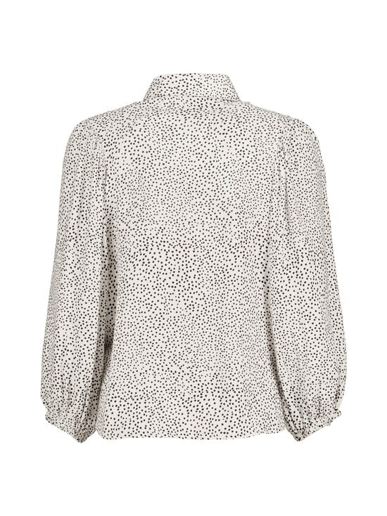 cut & pret - Fifi-pusero - CREAM/BLACK SQUARE DOT PRINT | Stockmann - photo 2