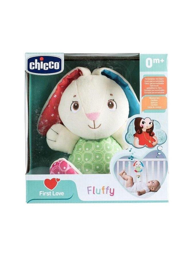 Chicco Fluffy Bunny -musiikkilaatikko