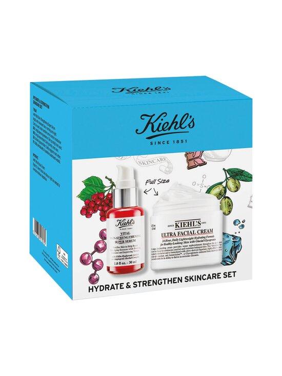 Kiehl's - Hydrate & Strenghten Skincare Set -ihonhoitopakkaus - NOCOL | Stockmann - photo 2