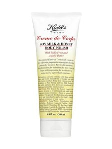 Kiehl's - Creme De Corps Soy Milk and Honey Body Polish 200 ml -kuorintavoide | Stockmann
