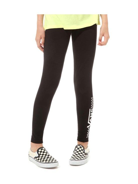 Vans - Chalkboard-leggingsit - BLACK/WHITE | Stockmann - photo 2