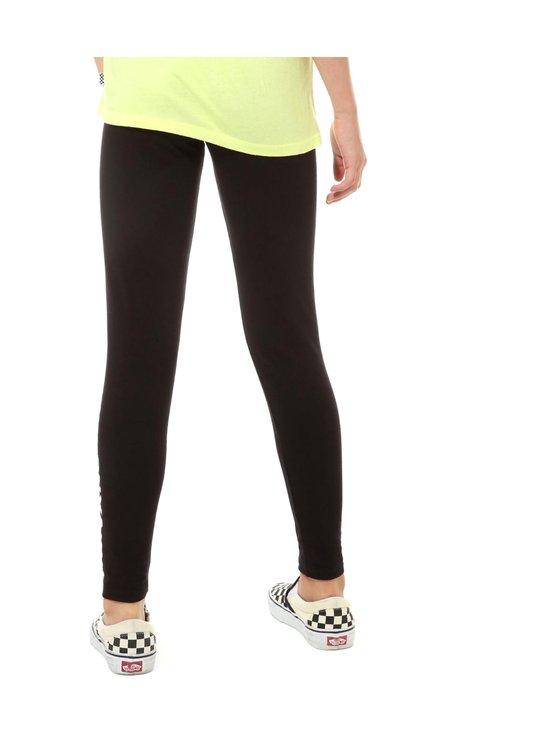 Vans - Chalkboard-leggingsit - BLACK/WHITE | Stockmann - photo 3