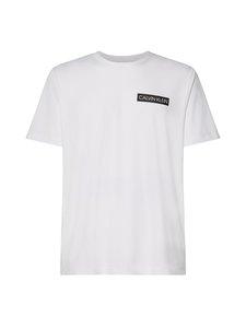 Calvin Klein Performance - Short Sleeve T-Shirt -treenipaita - 100 BRIGHT WHITE/CK BLACK | Stockmann