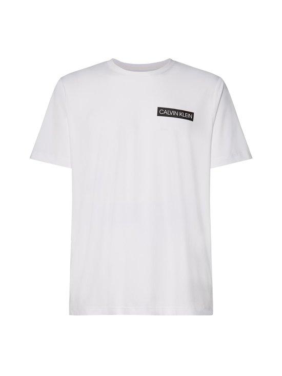 Calvin Klein Performance - Short Sleeve T-Shirt -treenipaita - 100 BRIGHT WHITE/CK BLACK   Stockmann - photo 1