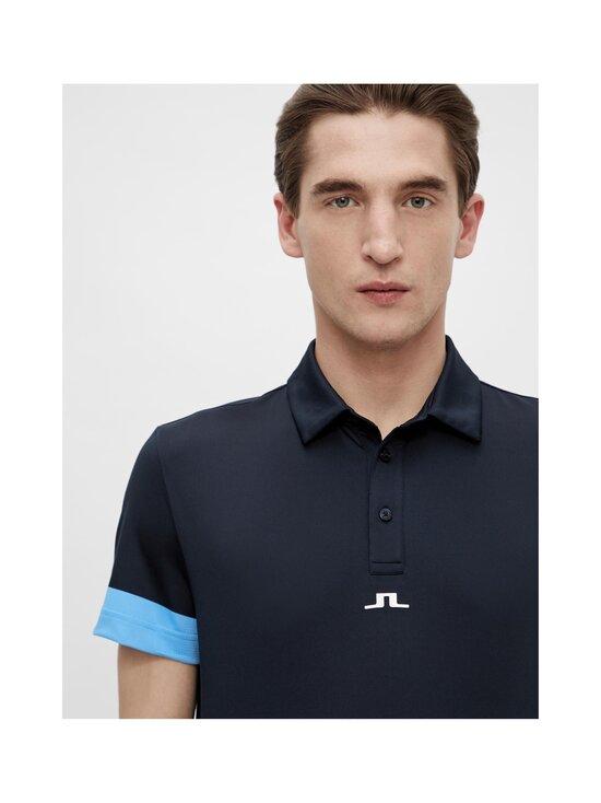 J.Lindeberg - Per Regular Fit Golf Polo -pikeepaita - 6855 JL NAVY   Stockmann - photo 6
