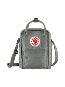 Fjällräven - Kånken Re-Wool Sling -laukku - 27 GRANITE GREY | Stockmann