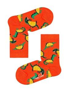 Happy Socks - Tacosaurus-sukat - 2900 2900-ORANGE | Stockmann