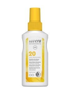 Lavera - Sensitive Sun Spray SPF 20 -aurinkosuojasuihke | Stockmann