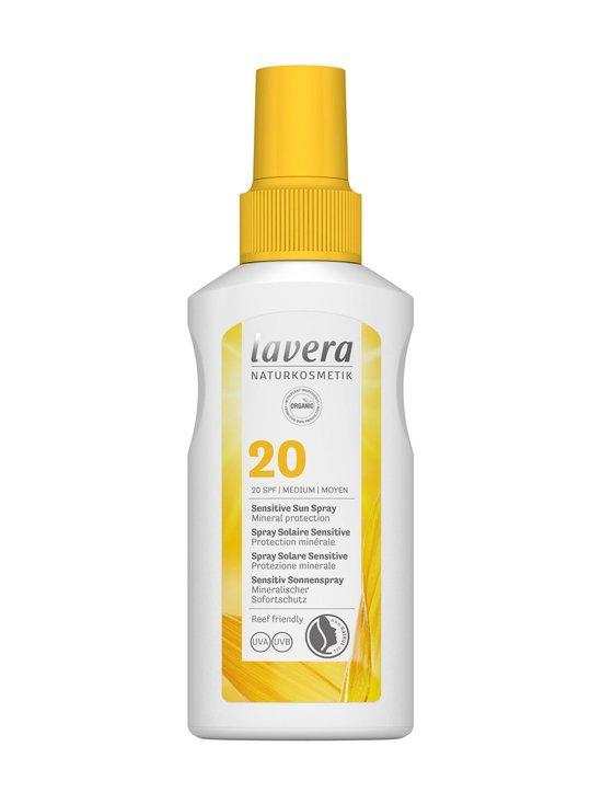 Lavera - Sensitive Sun Spray SPF 20 -aurinkosuojasuihke - NOCOL   Stockmann - photo 1