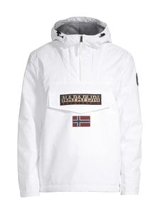 Napapijri - Rainforest Winter 2 Anorak -takki - BRIGHT WHITE | Stockmann
