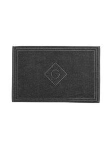 Gant Home - Organic Cotton G -kylpyhuonematto - 162 ANTRACITE | Stockmann
