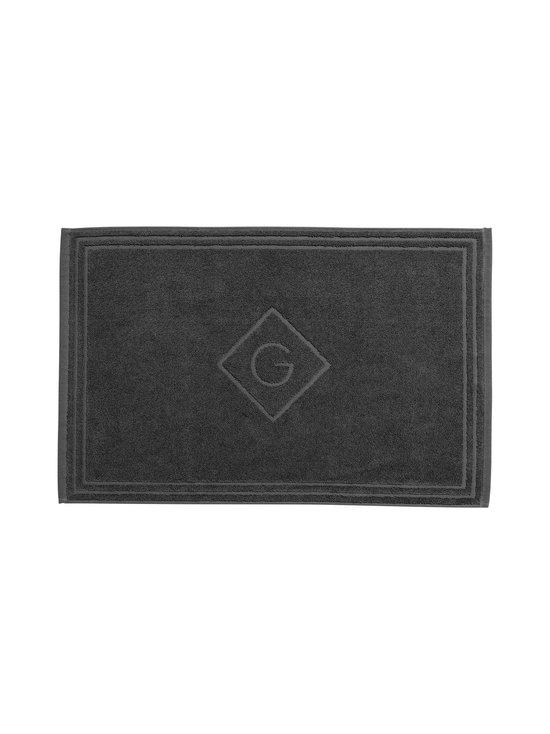 Gant Home - Organic Cotton G -kylpyhuonematto - 162 ANTRACITE | Stockmann - photo 1