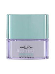 L'Oréal Paris - True Match Minerals Translucent Finishing Powder -viimeistelypuuteri 10 g | Stockmann