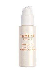 Lumene - VALO Glow Renew Night Serum -yöseerumi 30 ml | Stockmann