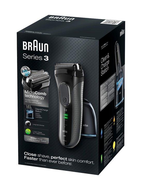 Braun - Series 3 Proskin 3050cc -parranajokone - null | Stockmann - photo 2