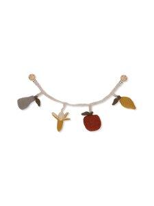 Konges Sløjd - Fruit Pram Chain -vaunulelu - MULTI-COLOR | Stockmann