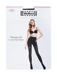 Wolford - Tummy 66 den -tukisukkahousut - MUSTA | Stockmann
