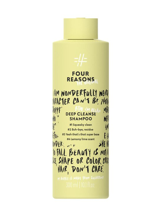 Four Reasons - Deep Cleanse Shampoo -shampoo 300 ml - NOCOL | Stockmann - photo 1