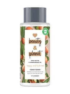 Love Beauty and Planet - Happy and Hydrated Conditioner -hoitoaine 400 ml | Stockmann