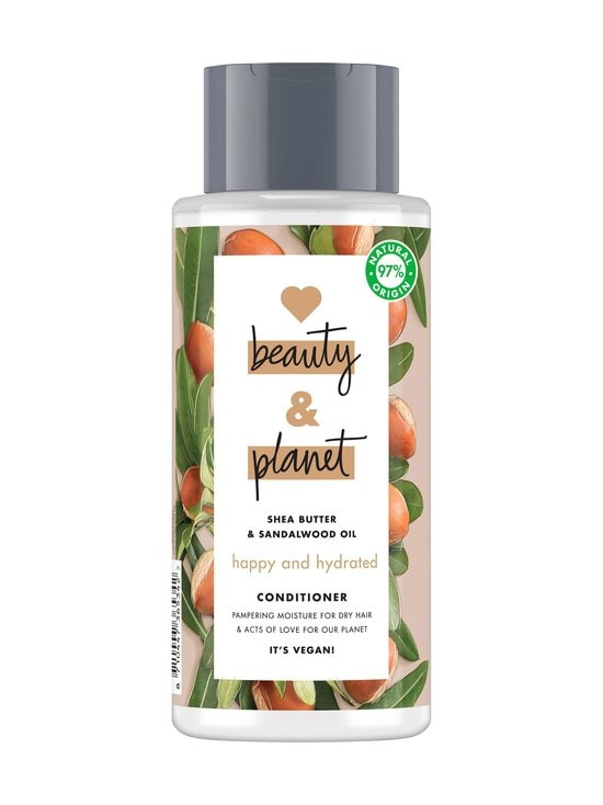 Love Beauty and Planet - Happy and Hydrated Conditioner -hoitoaine 400 ml - NOCOL | Stockmann - photo 1