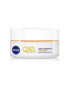 NIVEA - Q10plusC Anti-Wrinkle + Energy Day Cream -päivävoide 50 ml - null | Stockmann