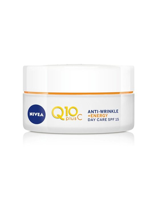 NIVEA - Q10plusC Anti-Wrinkle + Energy Day Cream -päivävoide 50 ml - null | Stockmann - photo 1