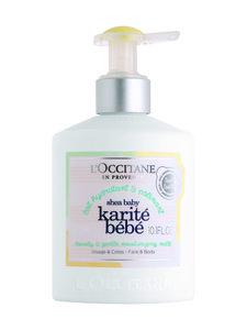 Loccitane - L'Occitane Shea Baby Moisturising Milk -kosteusvoide 300 ml - null | Stockmann