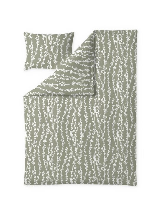 Finlayson - Miisa-pussilakanasetti 150 x 210 + 50 x 60 cm - LIGHT GREEN/WHITE | Stockmann - photo 1