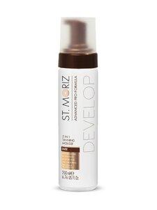 St. Moriz - 5in1 Tanning Mousse -itseruskettava vaahto 200 ml | Stockmann
