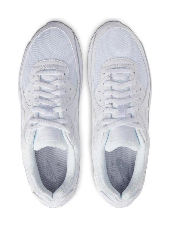 Nike - Air Max 90 -sneakerit - WHITE/WHITE-WHITE-WOLF GREY | Stockmann - photo 2