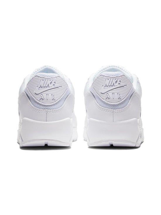 Nike - Air Max 90 -sneakerit - WHITE/WHITE-WHITE-WOLF GREY | Stockmann - photo 5