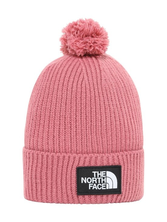 The North Face - Tnf Logo Box Pom -pipo - RN21 PINK | Stockmann - photo 1